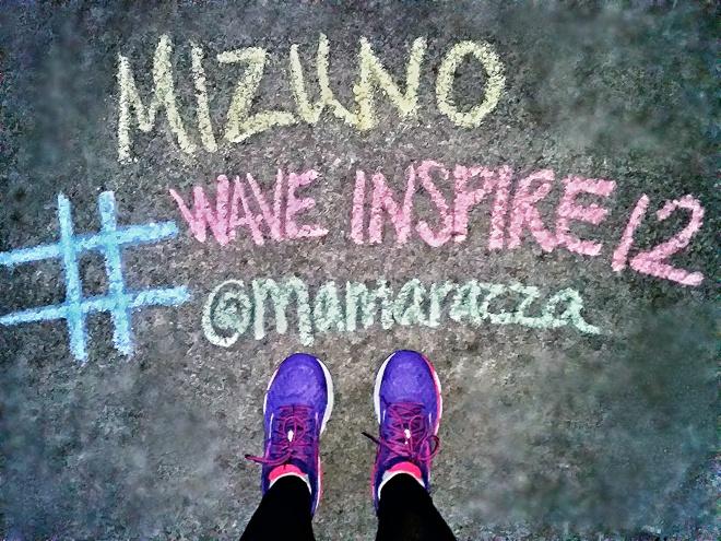 mizuno wave inspire 12 review with @mamarazza